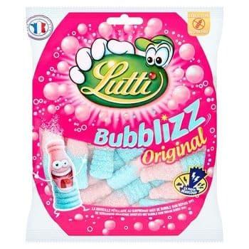 Lutti Bubblizz Jelly Bottle 100G
