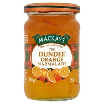 Mackays The Dundee Orange Marmalade 340G