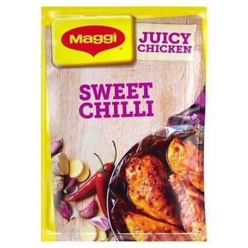 Maggi Juicy Sweet Chilli 44G