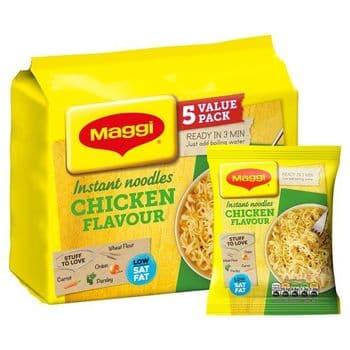Maggi Noodles Chicken 5 Pack 295G