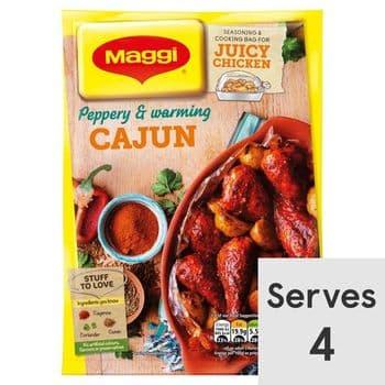 Maggi So Juicy Cajun Chicken 38G