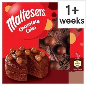 Maltesers Chocolate Cake
