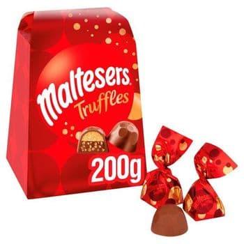 Maltesers Truffle Medium Gift Box 200G