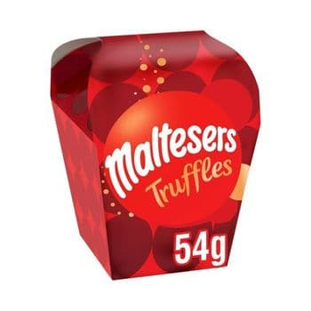 Maltesers Truffles Small Gift Box 54G
