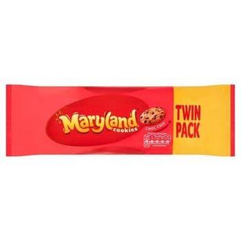 Maryland Chocolate Chip Cookie 2X230g