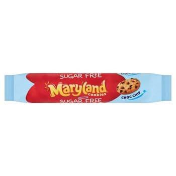 Maryland Cookies Chocolate Chip Sugar Free 230G