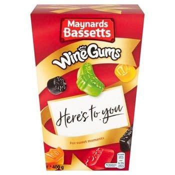 Maynards Bassetts Wine Gums 400G a
