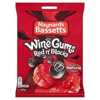 Maynards Reds & Blacks 165G