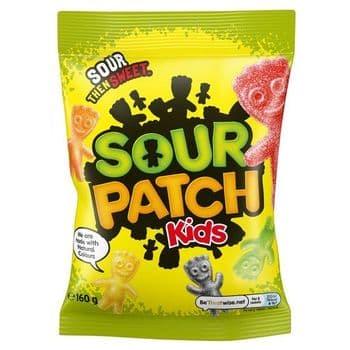 Maynards Sour Patch Kids 160G