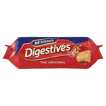 Mcvitie Digestive 250G