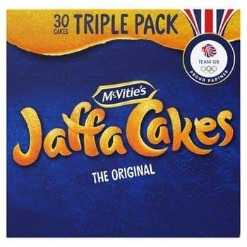 Mcvitie's Jaffa Cakes Triple Pack 30 Cakes