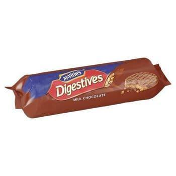 Mcvitie's Milk Chocolate Digestives 433G G