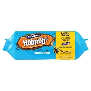 Mcvities Chocolate Hobnobs 262G