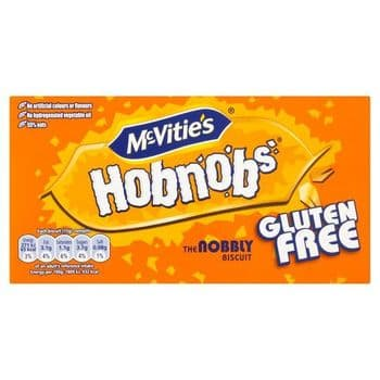 Mcvities Gluten Free Original Hobnobs 150G