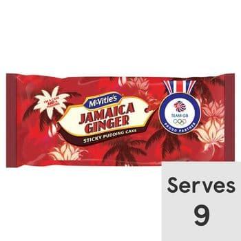 Mcvities Jamaica Ginger Cake Each