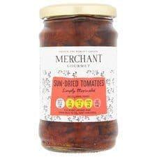 Merchant Gourmet Sun-Dried Tomatoes In Oil 280G