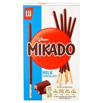 Mikado Milk 75G