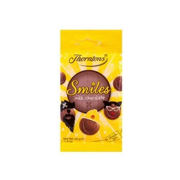 Milk Chocolate Smiles Bag (40g)