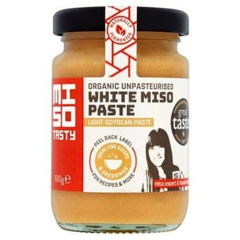 Miso Tasty Organic White Miso Paste 100G