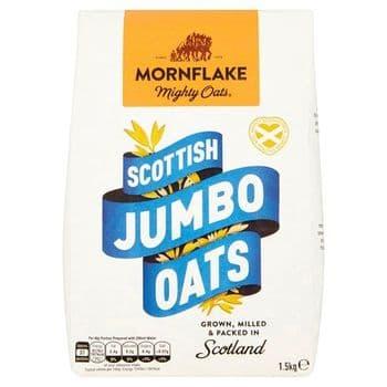 Mornflake Gold Scottish Jumbo Oats 1.5Kg
