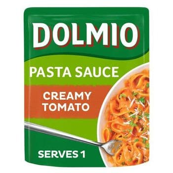 My Dolmio Creamy Tomato Sauce 150G