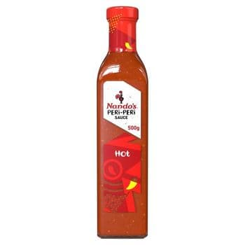 Nando's Peri Peri Sauce Hot 500G