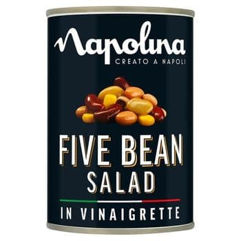 Napolina Five Bean Salad 400G a