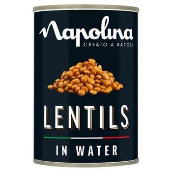 Napolina Lentils 400G