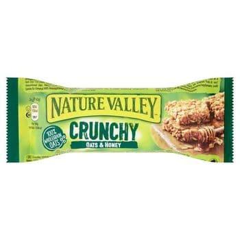 Nature Valley Crunchy Granola Oats & Honey Bar 42G
