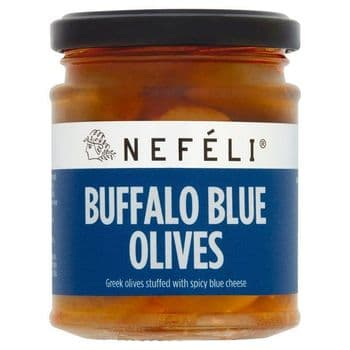 Nefeli Buffalo Blue Olives 185G