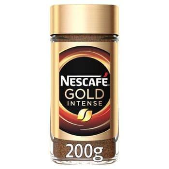 Nescafe Black Gold Instant Coffee 200G