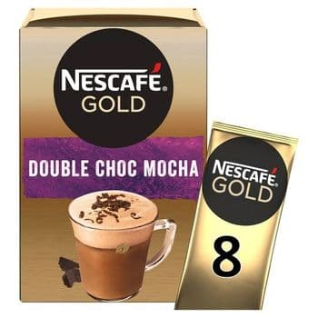 Nescafe Cafe Menu Double Mocha Chocha 8S 184G