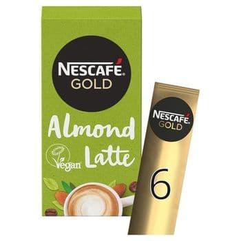 Nescafe Gold Almond Latte (6X16g)