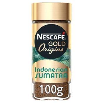 Nescafe Gold Origins Sumatra 100G