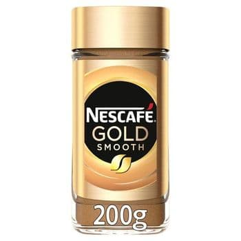 Nescafe Gold Smooth Instant Coffee 200G