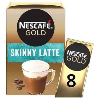 Nescafe Latte Cafe Menu Latte Skiny 156G
