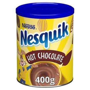Nesquik Hot Chocolate 400G