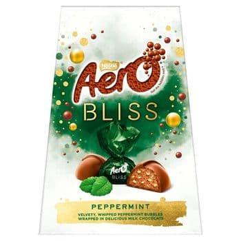 Nestle Aero Bliss Mint Chocolate Sharing Box 176G