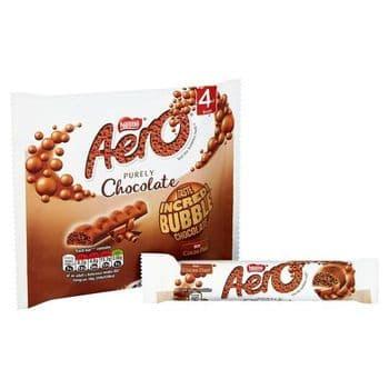 Nestle Aero Milk 4 Pack 108G
