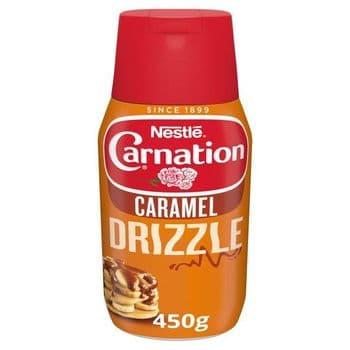 Nestle Carnation Caramel Drizzle 450G