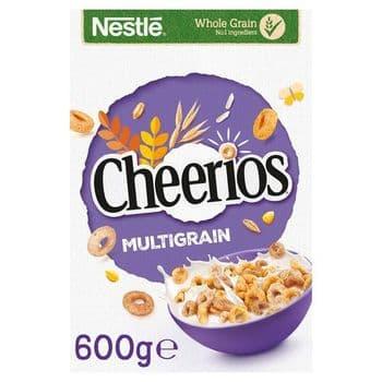 Nestle Cheerios Cereal 600G