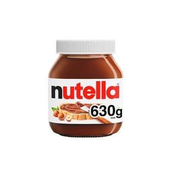 Nutella Hazelnut & Chocolate Spread 630G