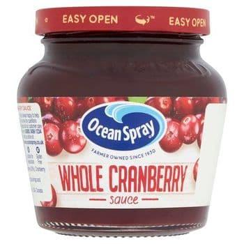 Ocean Spray Whole Berry Cranberry Sauce 250G