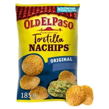 Old El Paso Nachips Original 185G