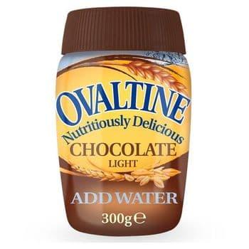 Ovaltine Chocolate Light Add Water 300G