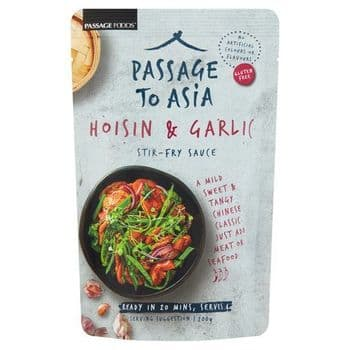 Passage To Asia Hoi Sin & Garlic Stir Fry 200G