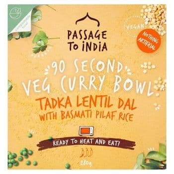 Passage To India Tadka Lentil Dal With Rice 280G