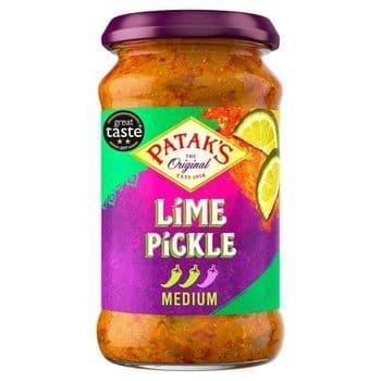 Patak Lime Pickle Medium 283G
