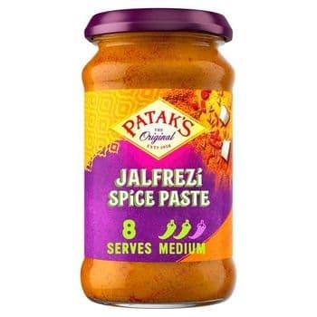 Pataks Jalfrezi Curry Paste 283G