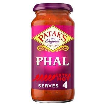 Pataks Phal Cooking Sauce 450G